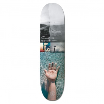 Element ELEMENT MASON PHOTO SKATEBOARD DECK 8.25 INCH