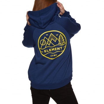 Element ELEMENT ON FIRE HOODY BOISE BLUE