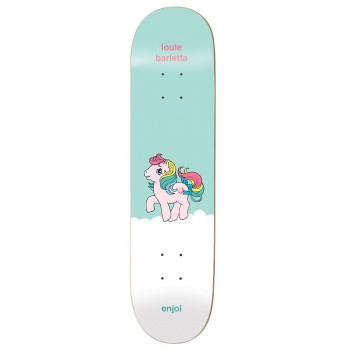 Enjoi ENJOI MY LITTLE PONY PRO R7. LOUIE BARLETTA SKATEBOARD DECK 8 INCH