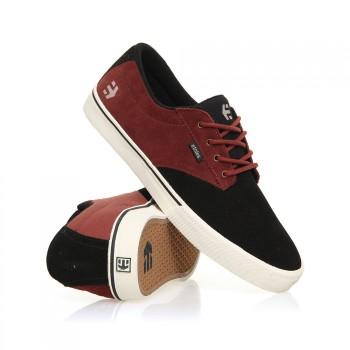 Etnies Etnies Jameson Vulc Shoes Black/Brown