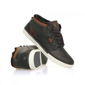 Etnies Etnies Jefferson Mid Shoes Dark Grey