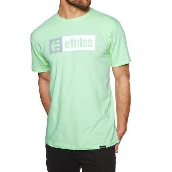 Etnies ETNIES NEW BOX T-SHIRT GREEN