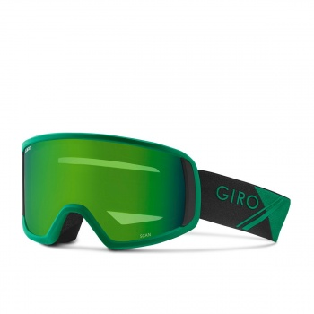 Giro GIRO SCAN SNOW GOGGLES. FIELD GREEN SPORT TECH LODEN GREEN