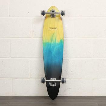 Globe Globe Pinner Longboard Skateboard 40 Inch Blue Fad