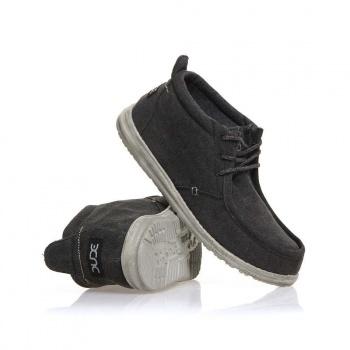 Dude Hey Dude Conrad Shoes Black