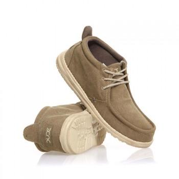 Dude Hey Dude Conrad Shoes Olive