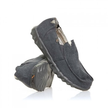 Dude Hey Dude Farty Chalet (Fur Lined) Shoes Oceano