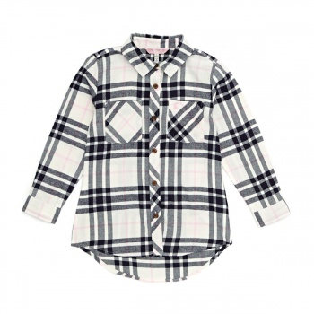 Joules JOULES DIXIE SHIRT CREME CHECK