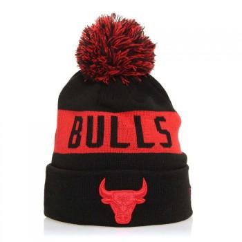 New Era New Era Chicago Bulls Tonal Knit Beanie OTC