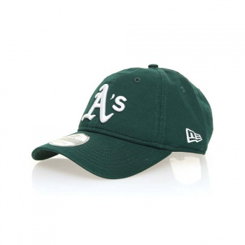 New Era New Era Oakland Athletic Unstructured Cap Dk Green