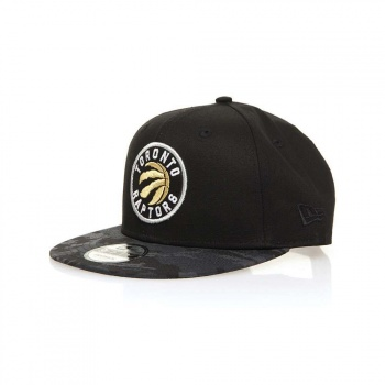 New Era New Era Toronto Raptors 9Fifty Cap Team Camo