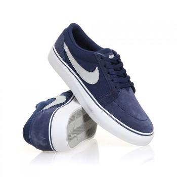 Nike SB Nike SB Boys Satire II Shoes Binary Blue/Grey