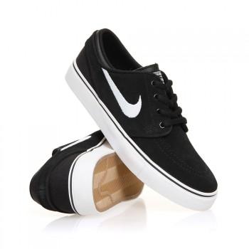 Nike SB Nike SB Boys Stefan Janoski Shoes Black/White-Gum