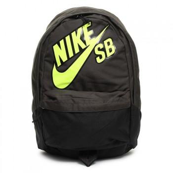 Nike SB NIKE SB PIEDMONT BACKPACK Black/Neon