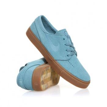 Nike SB Nike SB Stefan Janoski Shoes Noise Aqua/Gum