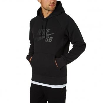 Nike Skateboarding NIKE SKATEBOARDING ICON HOODY BLACK