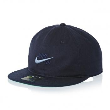 Nike Skateboarding NIKE SKATEBOARDING VINTAGE CAP OBSIDIAN/HYDROGEN BLUE