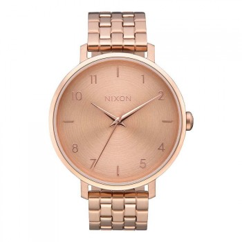 Nixon Nixon The Arrow Watch All Rose Gold