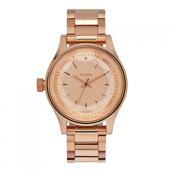 Nixon Nixon The Facet 38 Watch All Rose Gold