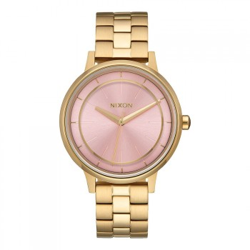 Nixon Nixon The Kensington Watch Light Gold/Pink