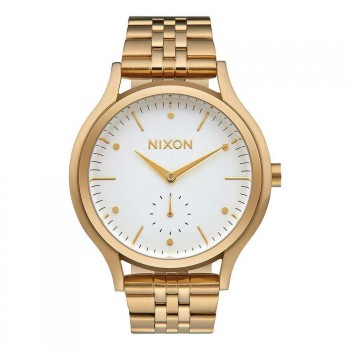 Nixon Nixon The Sala Watch Gold/White