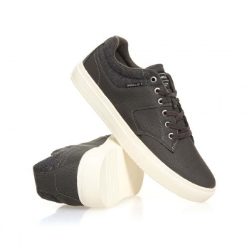 O'Neill ONeill Basher Lo Shoes Anthracite