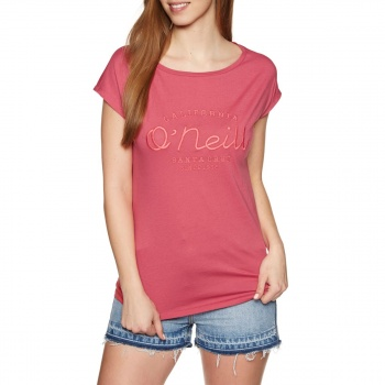 O'Neill O'NEILL ESSENTIALS T-SHIRT HOLLY BERRY