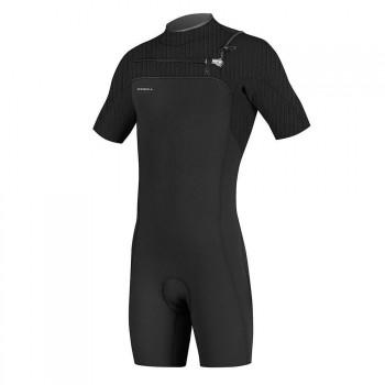 O'Neill ONeill Hyperfreak FZ 2MM Shorty Wetsuit 18 Black