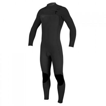 O'Neill ONeill Hyperfreak FZ 3/2 Wetsuit 2018 Black