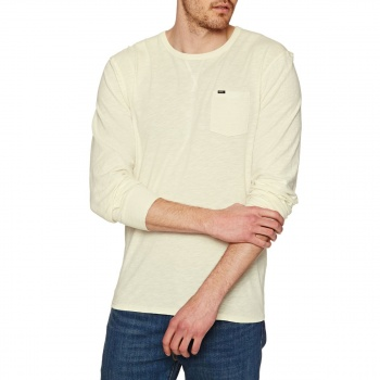 O'Neill O'NEILL JACK'S BASE LONG SLEEVE T-SHIRT 1030 POWDER WHITE