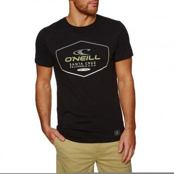 O'Neill O'NEILL LM FRAME FILLER T-SHIRT BLACK OUT