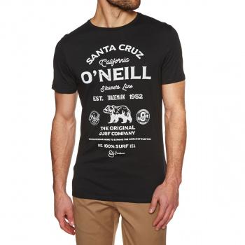 O'Neill O'NEILL MUIR T-SHIRT BLACK OUT