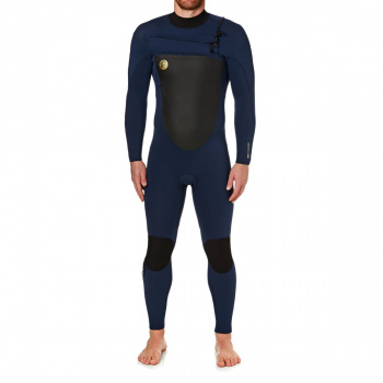 O'Neill O'NEILL O'RIGINAL 5/4MM 2018 CHEST ZIP WETSUIT NAVY/ NAVY