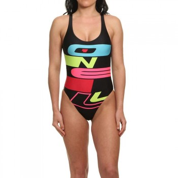 O'Neill ONeill Re-Issue Swimsuit Black Out B