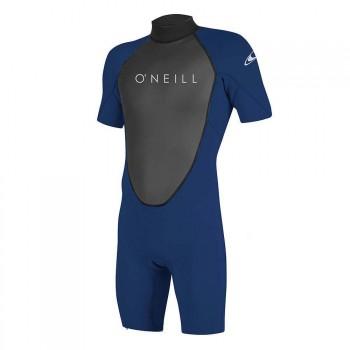 O'Neill ONeill Reactor 2 2MM Shorty Wetsuit 2018 Navy