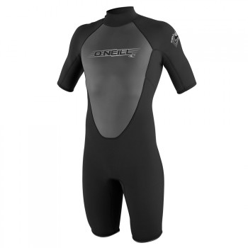 O'Neill ONeill Reactor Spring 2mm Shorty Wetsuit Black
