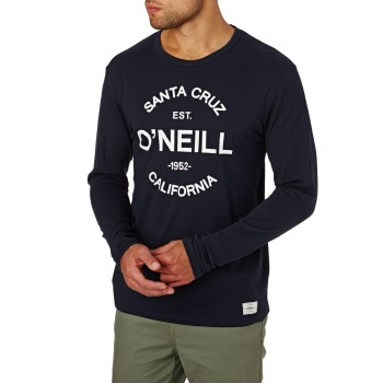 O'Neill O'NEILL TYPE LONG SLEEVE T-SHIRT INK BLUE