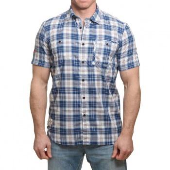Oxbow Oxbow Calasco Shirt Indigo