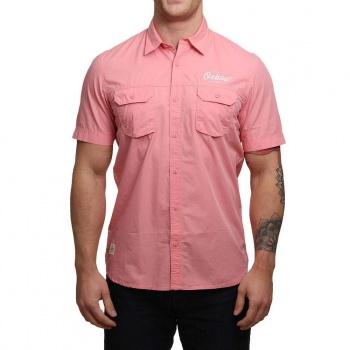 Oxbow Oxbow Calesco S/S Shirt Flamingo