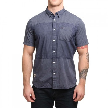 Oxbow Oxbow Capifort S/S Shirt Marine