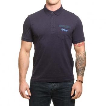 Oxbow Oxbow Novoli Polo Shirt Deep Marine