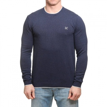 Oxbow Oxbow Peroni Sweater Deep Marine