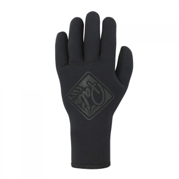 Palm Palm Youth High Five 3MM Wetsuit Gloves Black