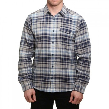 Patagonia Patagonia Fjord Flannel Shirt Classic Navy