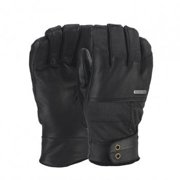 Pow Gloves POW GLOVES POW TANTO SNOWBOARD GLOVES 2017 BLACK LARGE