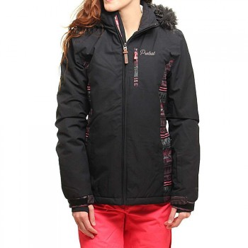 Protest PROTEST RUBEY SNOW JACKET True Black