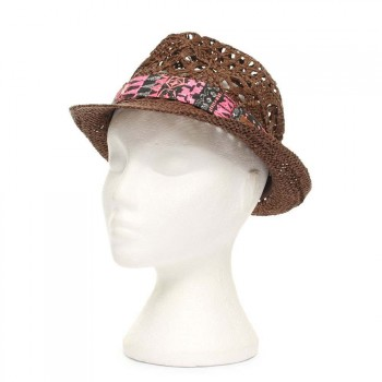 Protest PROTEST SCHOOL STRAW HAT Coconut