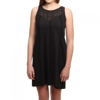 Protest Protest Surfista Dress True Black