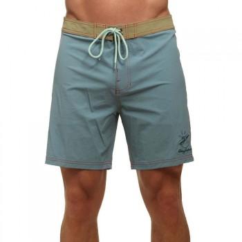 Pukas Pukas Solid Boardshorts Ocean Blue