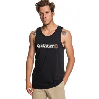 Quiksilver QUIKSILVER ART TICKLE-VEST FOR MEN-BLACK